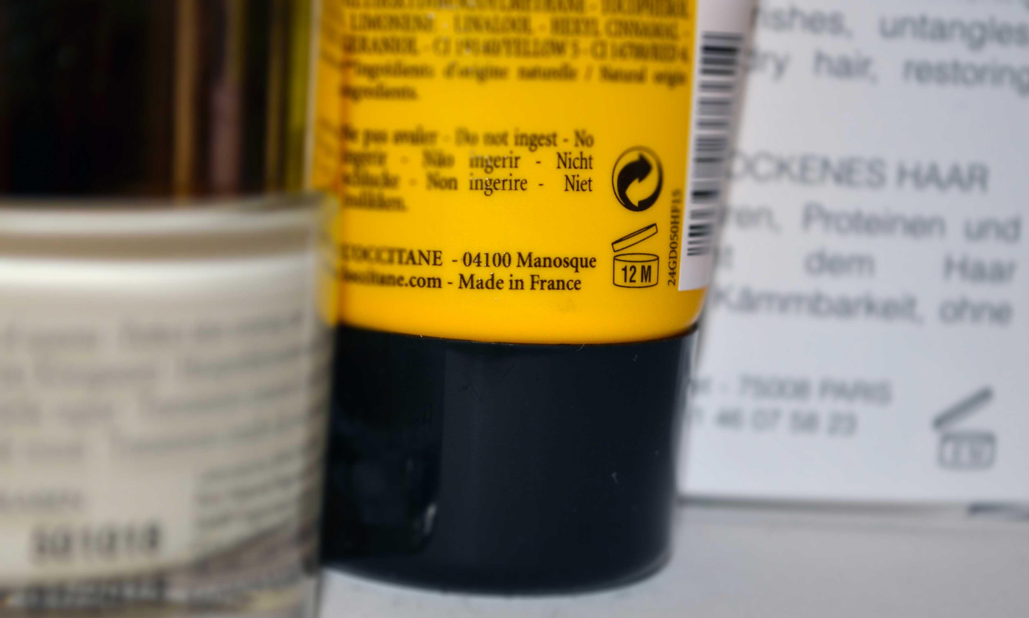 Scadenza Cosmetici La Normativa Il Pao E Il Batch Code
