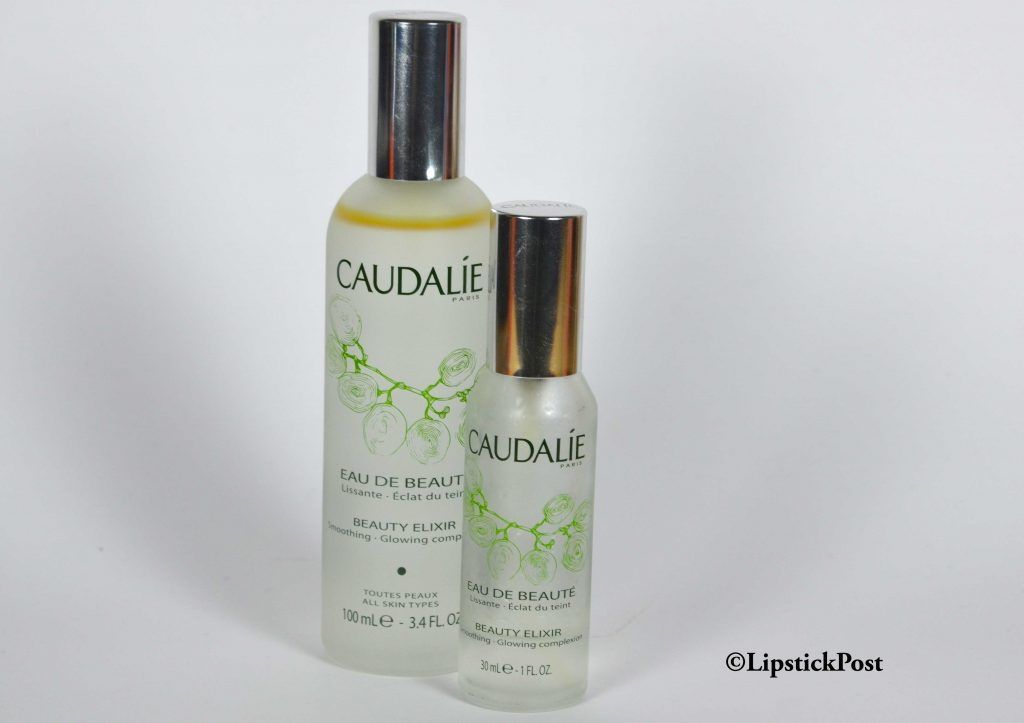 Eau De Beauté By Caudalie A Beauty Secret That Belonged To
